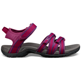 Teva Tirra Sandals Dam boysenberry
